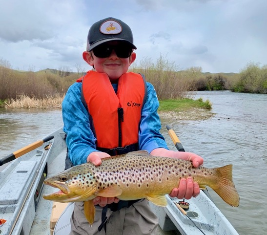 Dillon Montana fishing seasons