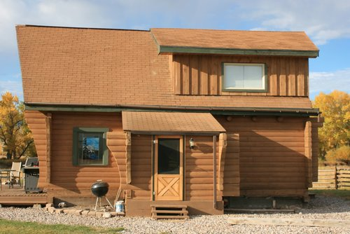 caddis house private rental fishing cabin