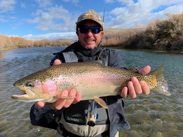 beaverhead river fly fishing